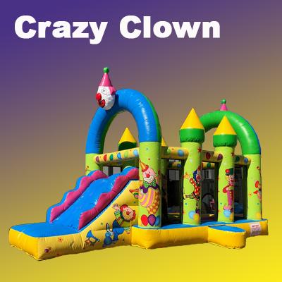 Crazy Clown